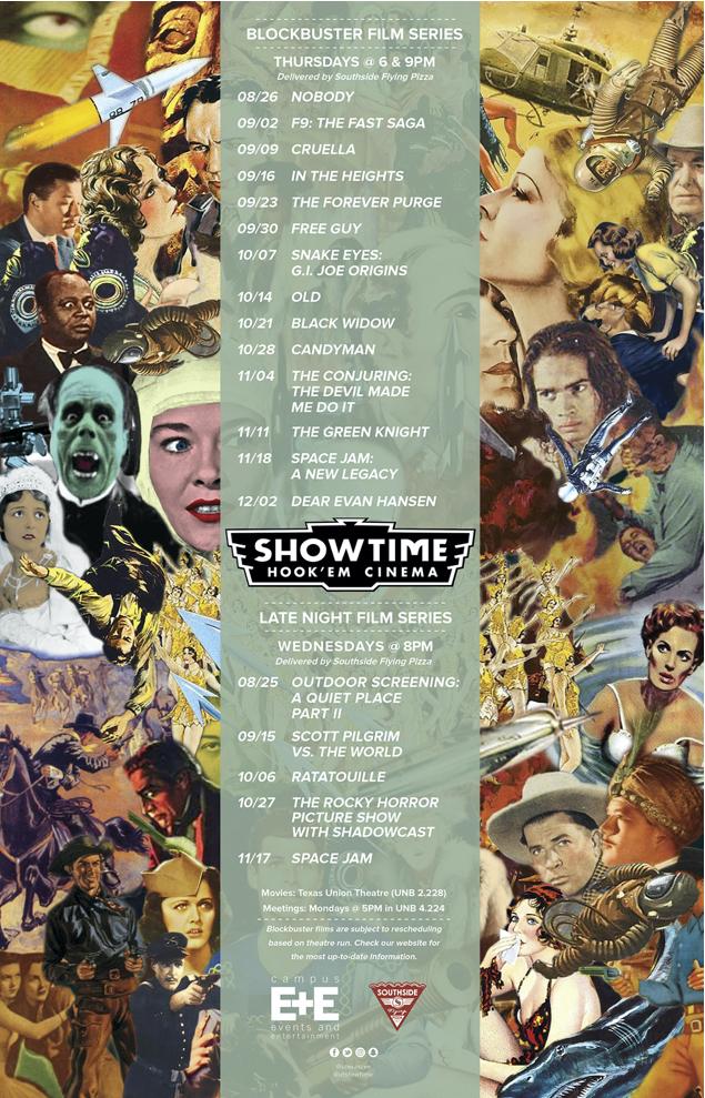 Film Schedule Image