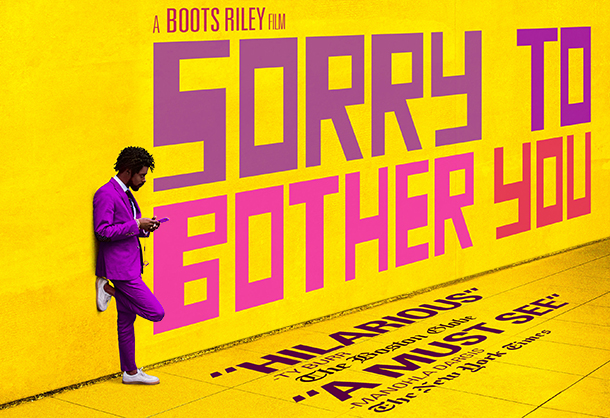 Sorry Bother You 2018 1080p BluRay x264 DRONES Torrent İndir