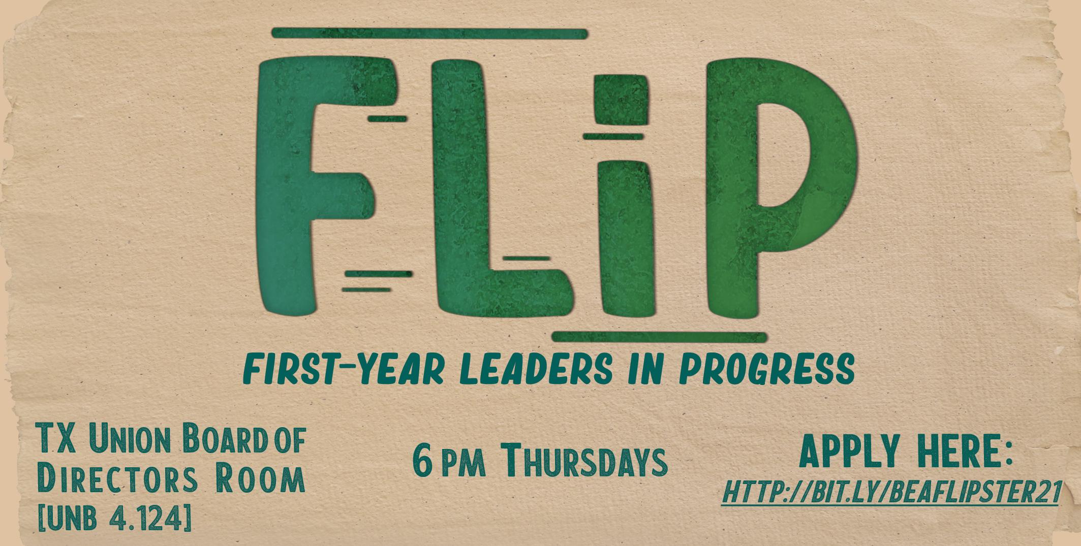 FLiP 2021 logo