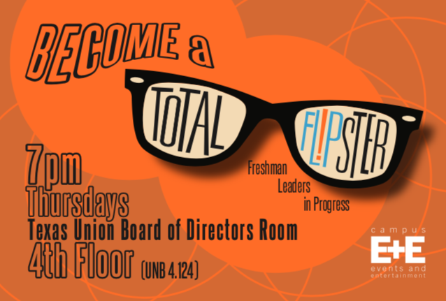 Freshman Leaders in Programs begins to meet on September 12th at 7 pm in the Union Conference Room.