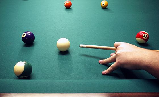 Pool Hand