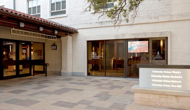 Union Underground Entrance